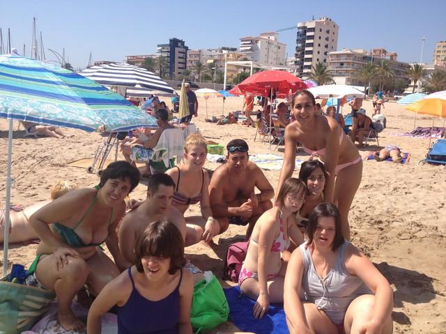 Vacaciones Gandía 5º turno (1-8 agosto de 2016)
