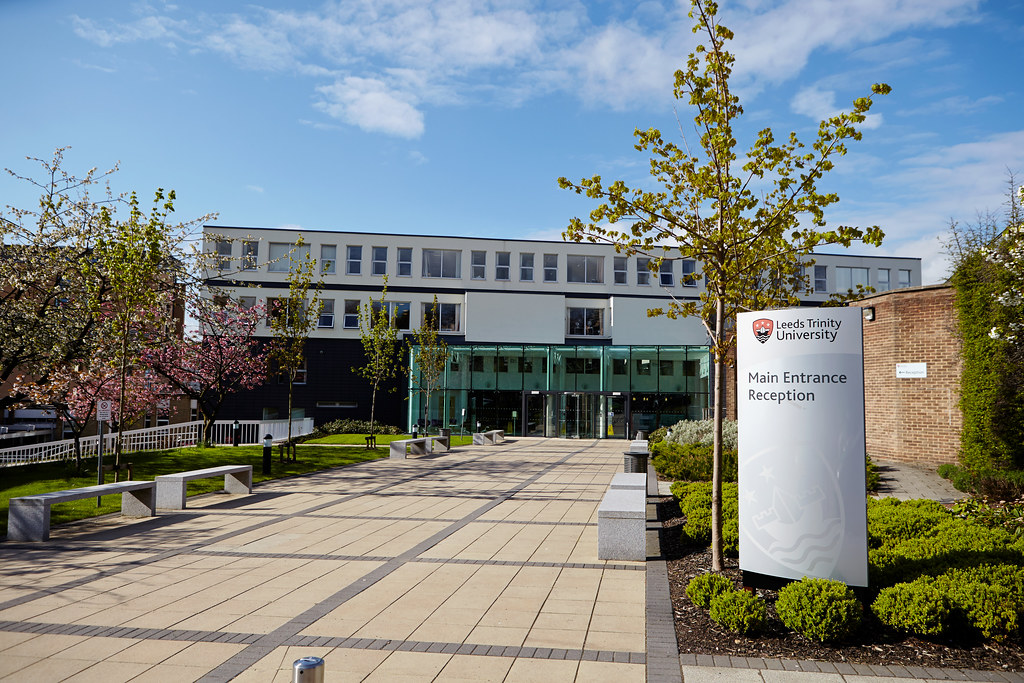Image result for images for Leeds Trinity University