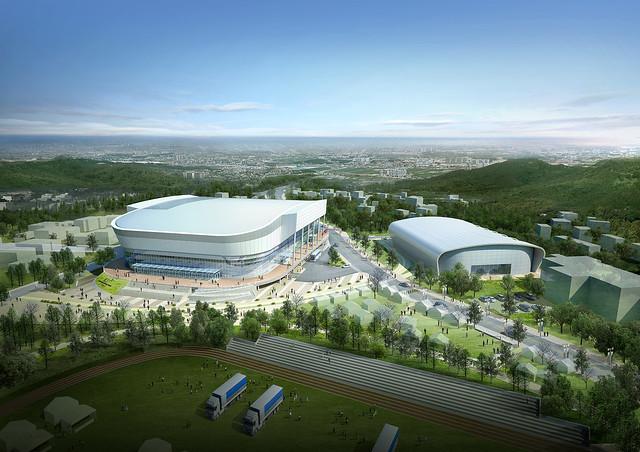 Kwandong Hockey Centre 관동 하키 센터