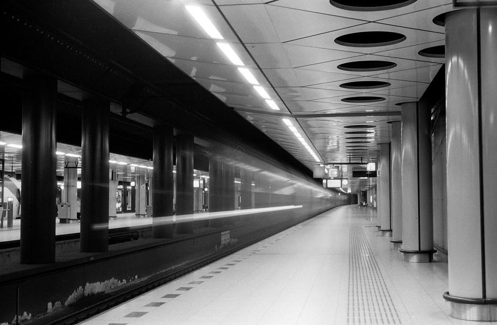 Schiphol Train