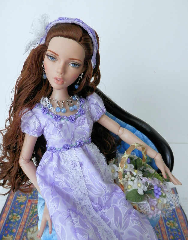 Lady Arabella in Karen's Kreations