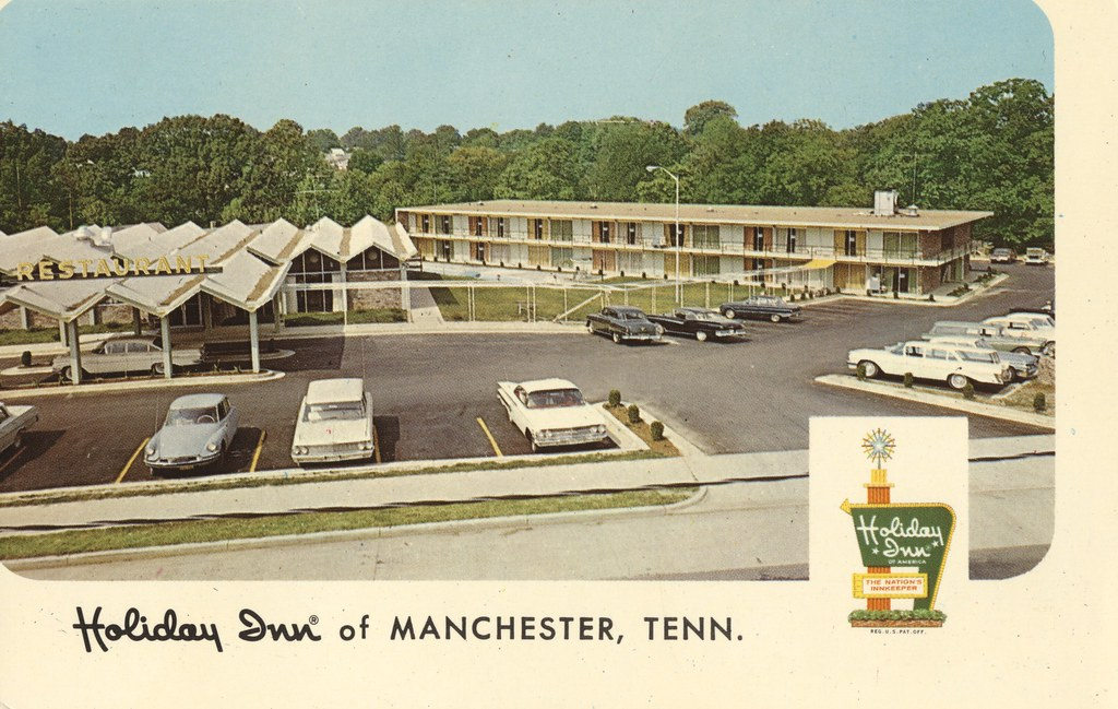 Holiday Inn - Manchester, Tennessee