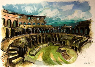 1499 coliseo | by Rebeca Juncal
