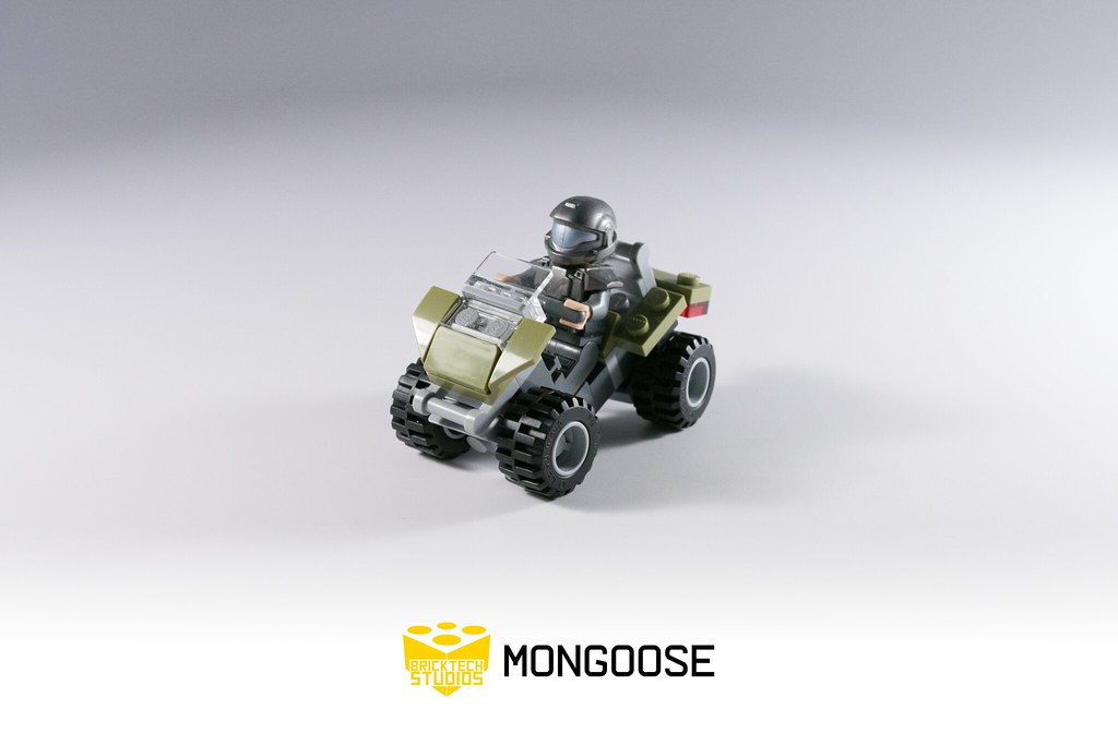 Lego Halo 3 Mongoose Hey Guys Heres A Preview Of My New Flickr