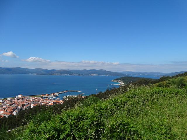 Ría de Muros e Noia en Porto do Son