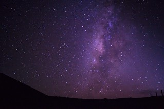 Milky Way from near the summit of Mauna Kea, Hawaii | by mark i geo