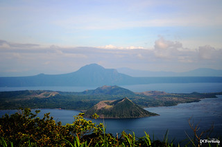 Taal Volcano - A volcano within a lake | by dmzfortuna16