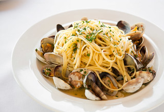 Linguine Con Vongole | by AngelinoSausalito