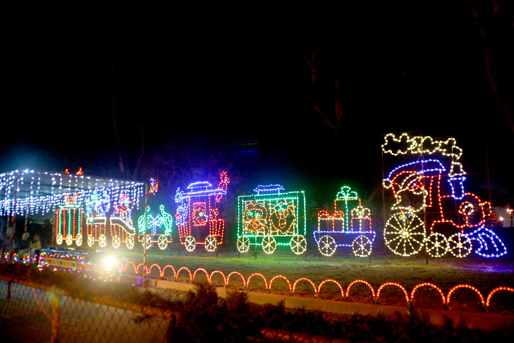 chrisinphilly5448 balboa park christmas lights by chrisinphilly5448 - Balboa Park Christmas Lights