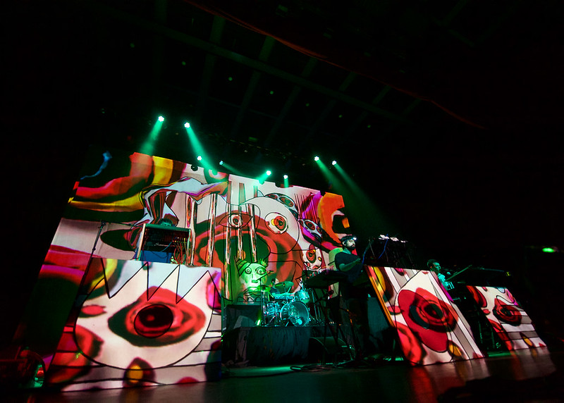Animal Collective @ The Pageant