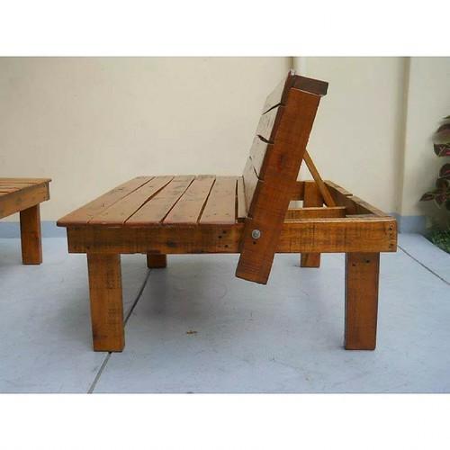 Construccion de muebles mesas - Sillas con palets ...