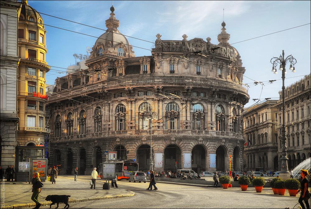 Palazzo della Nuova Borsa