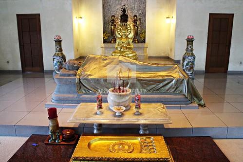 Buddha Tidur
