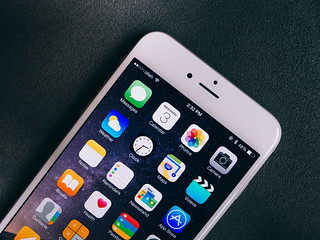 iPhone 6 Plus | by Vincent Lee 
