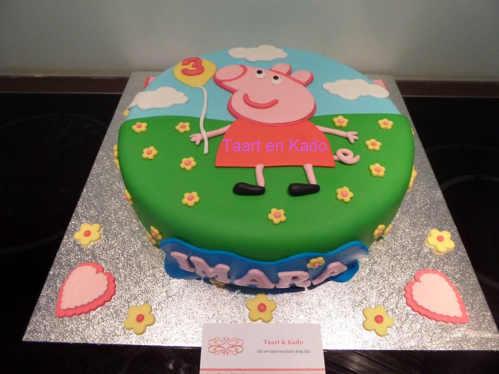 peppa pig taart Peppa Pig Taart | Samsung camera pictures | Taart & Kado | Flickr peppa pig taart