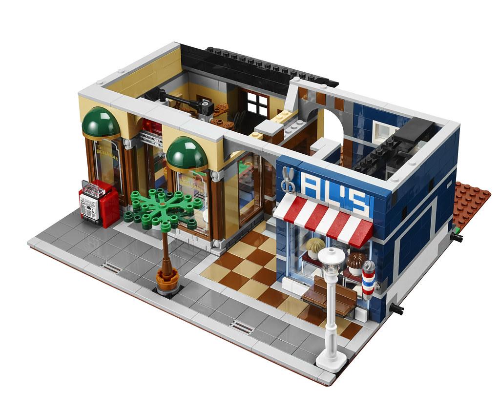 Playmobil bureau de poste impressionnant playmobil garage élégant