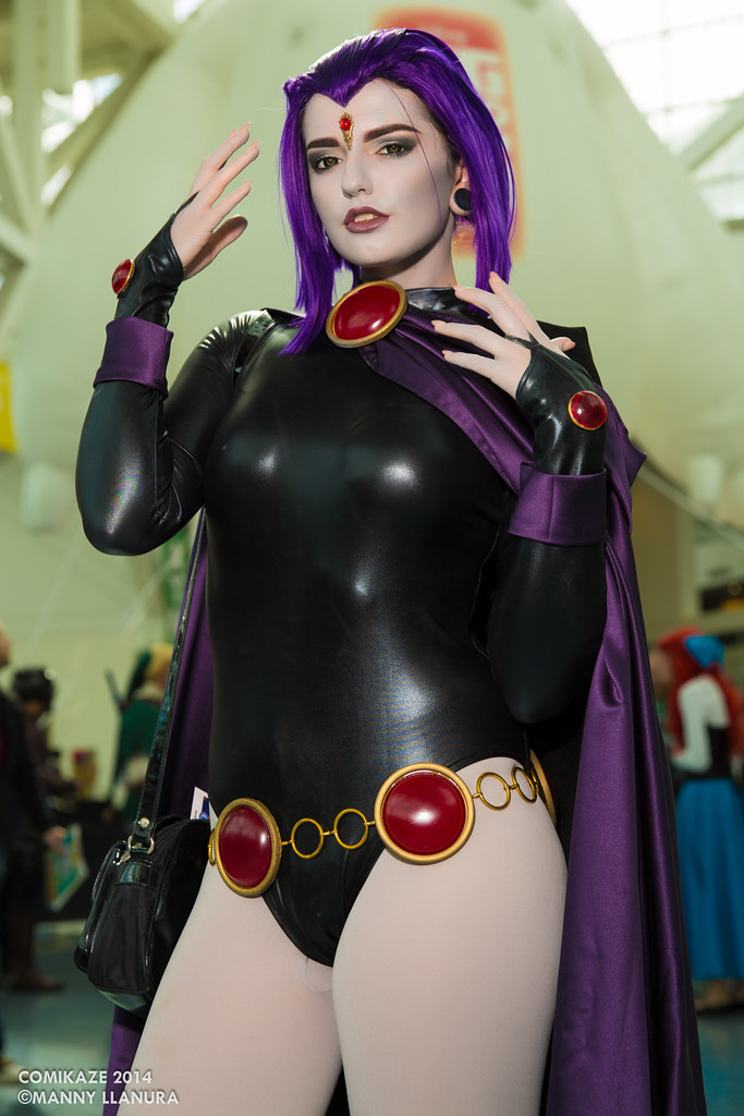Teen titans sexy costplay taste what