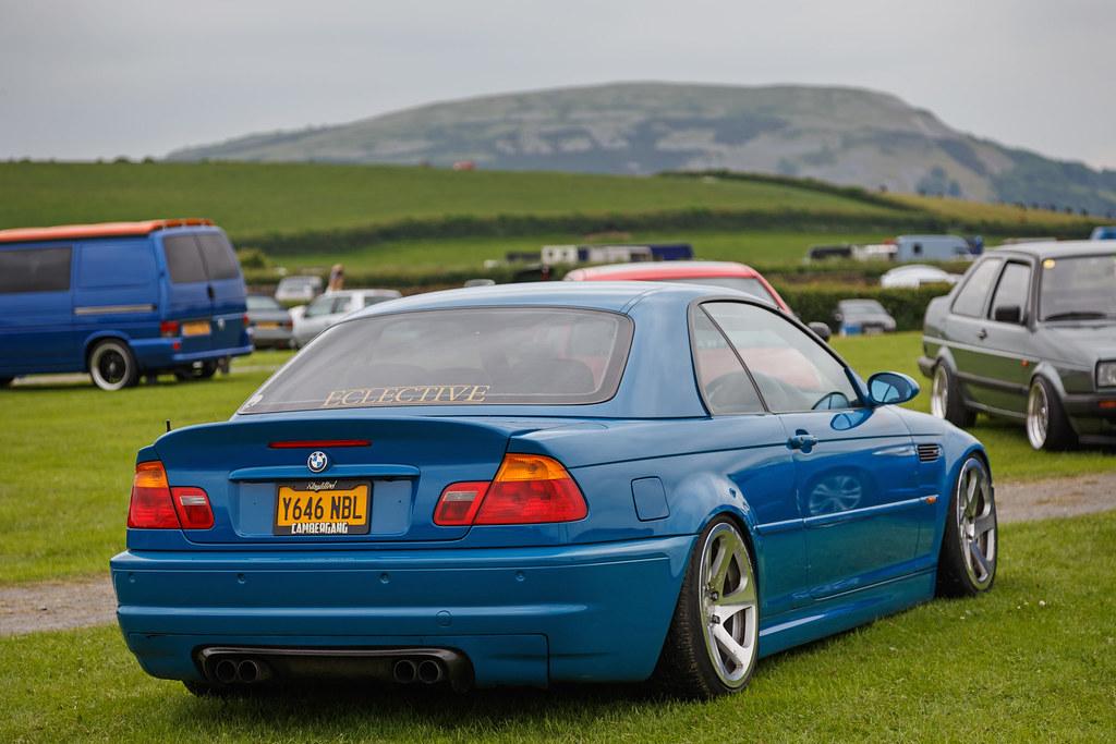 BMW M3 Convertible | Laguna Seca Blue 2001 BMW M3 (E46) Conv… | Flickr