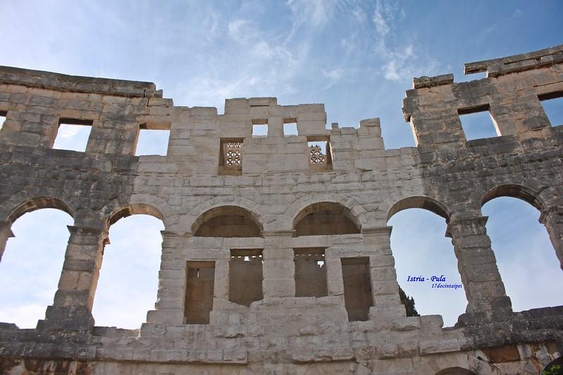 Istria-Pula-Arena-Croatia-普拉競技場-17度C隨拍- (44)
