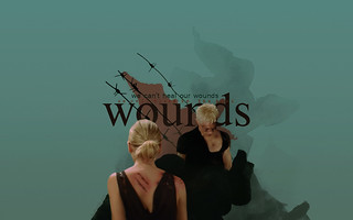 Wounds | by realmoffancy