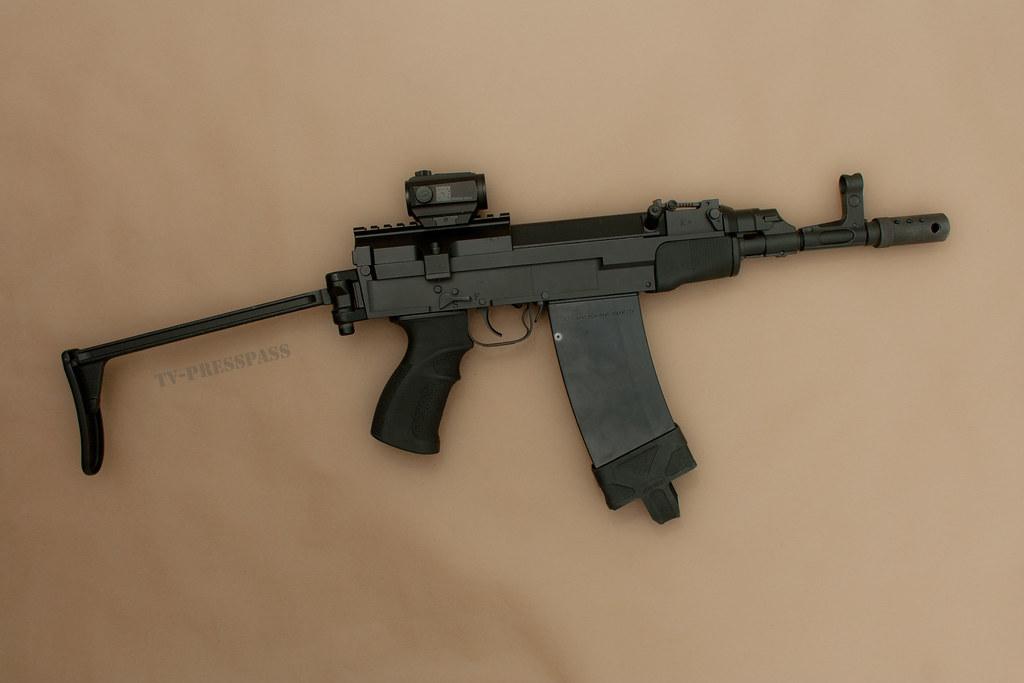 Czechpoint VZ 58? - Long Island Gun Club