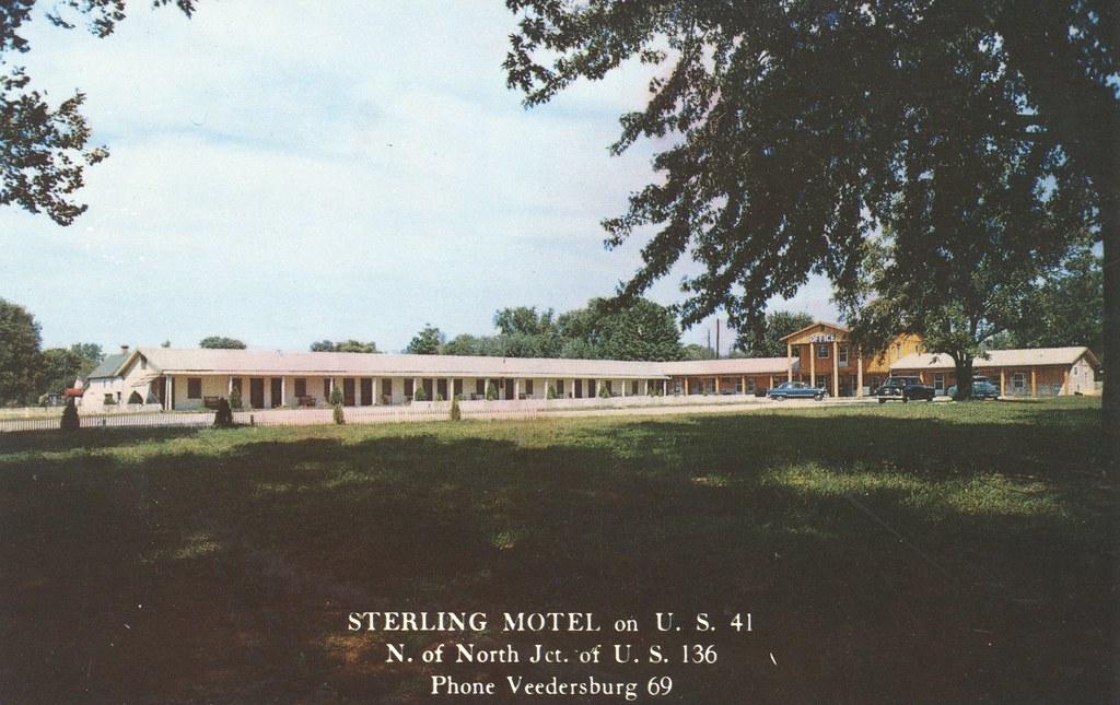 Sterling Motel - Veedersburg, Indiana