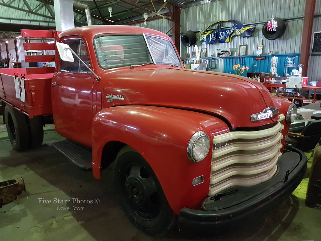 1951 Chevrolet 1100 Truck A That Flickr Pickup By Five Starr Photos Aussiefordadverts