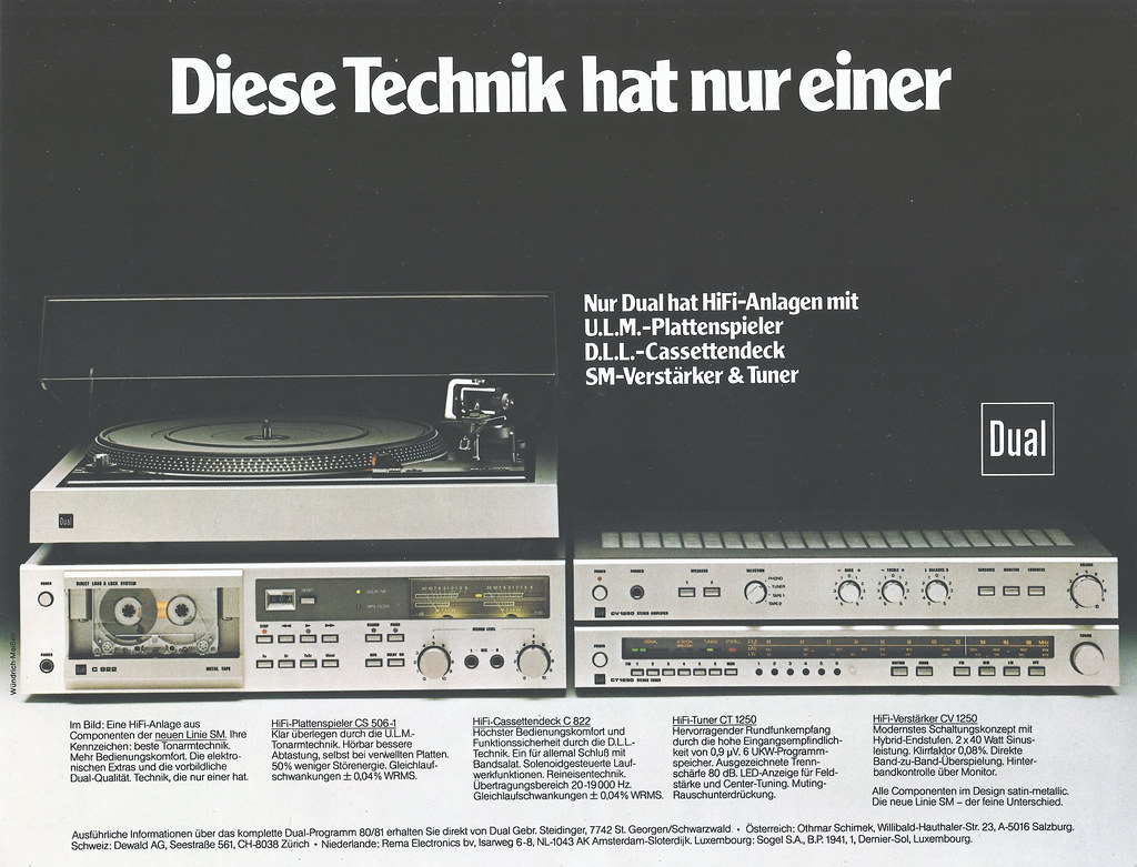 1981 Dual | jens lilienthal | Flickr