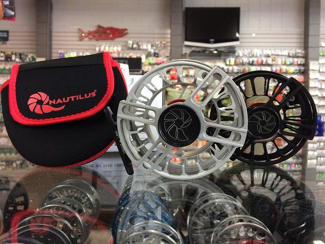 New Nautilus fly reels