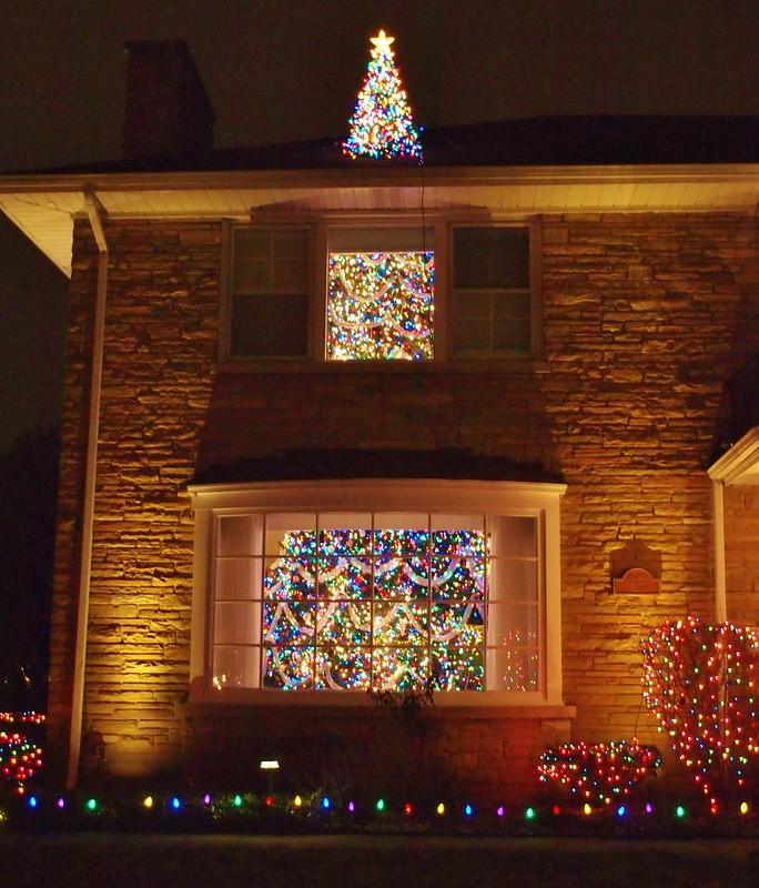 - Lincolnwood Christmas Lights 2014 Flickr