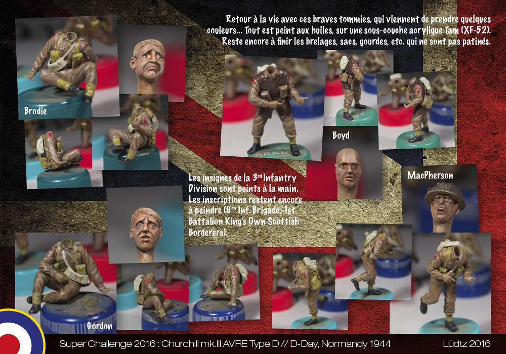 Ludtz // Super Challenge 2016 // Churchill AVRE Carpet Layer AFV Club + Bren Carrier Tamiya 1/35 - Page 4 27035743200_a9e6e35c77_b