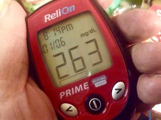 Diabetes High Sugar Foods