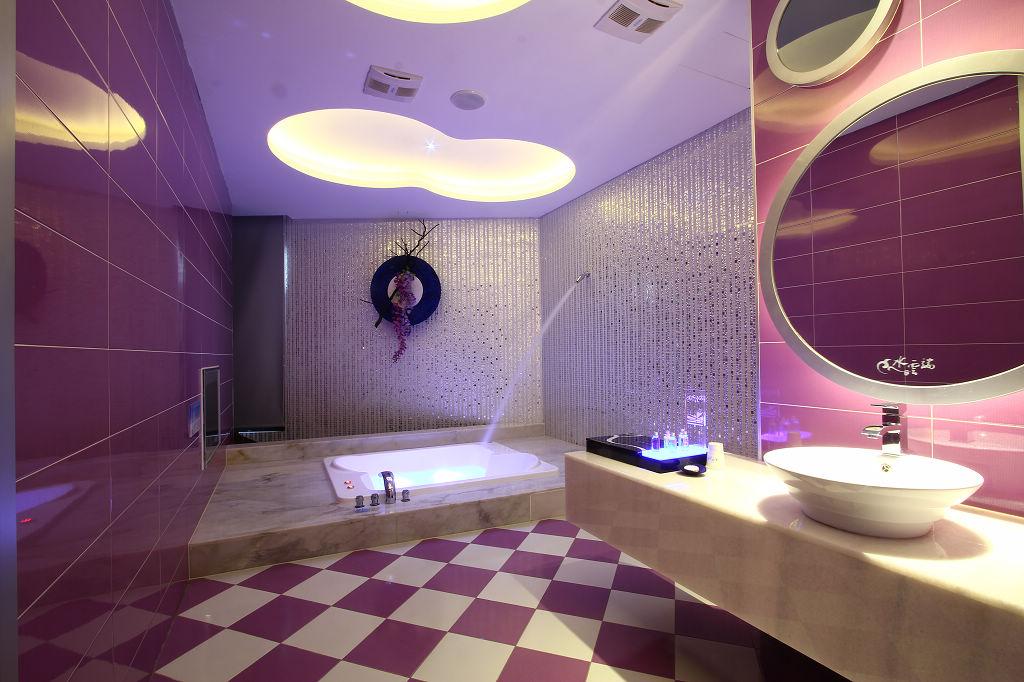 婚紗拍攝的私房景點就在台中水雲端旗艦概念旅館 (11)