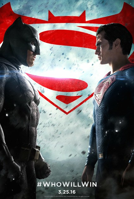 (2016) Batman v Superman Dawn of Justice