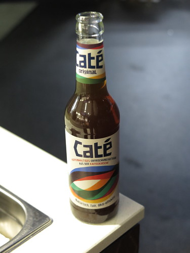 Caté (beim Umstieg am Hamburger Hbf)