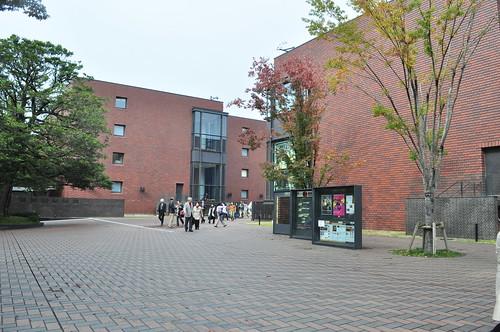 Tokyo Metropolitan Art Museum 01