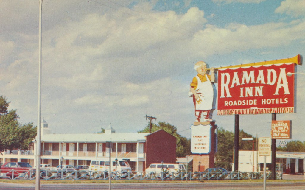 Ramada Inn - Amarillo, Texas