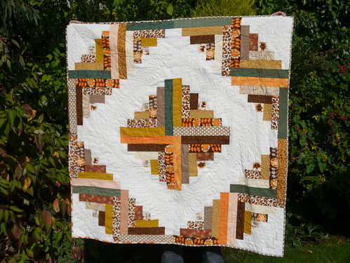 Thanksgiving Quilt | by IckleTomato