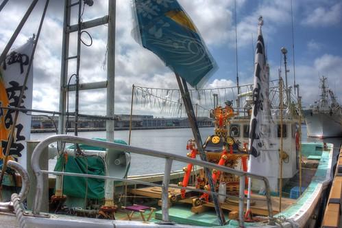 Port of Wakkanai on JUL 06, 2016 (5)