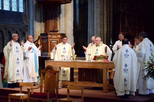 St Peter and All Souls Peterborough, 120th Anniversary Mass, June 2016