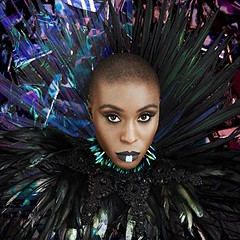 Laura Mvula The Dreaming Room album cover