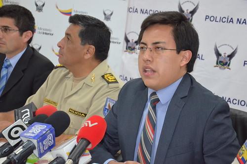 Viceministro Del Ministerio Del Interior Diego Fuente Exp