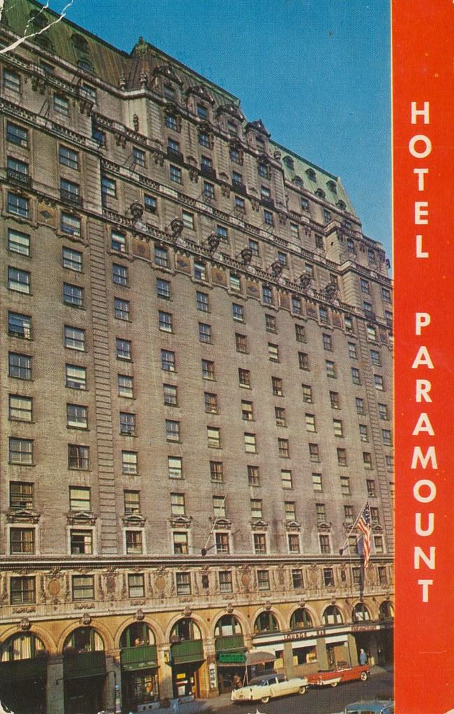 Hotel Paramount - New York, New York