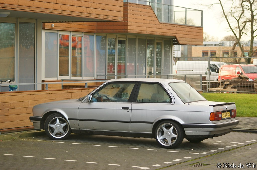 1991 Bmw 316i Tl Rv 65 Hoefweg Ede Niels De Wit Flickr