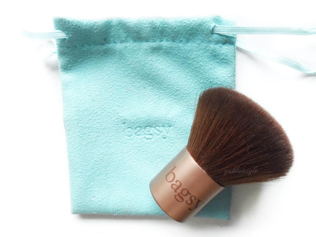 Bagsy Beauty Kabuki Brush review