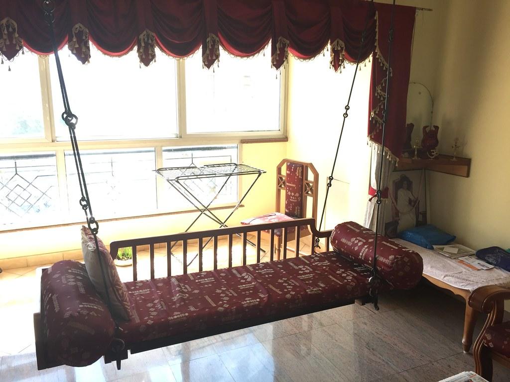 ... Joolah (hindi) / Oonjal (tamil) - traditional furniture | by saimad & Joolah (hindi) / Oonjal (tamil) - traditional furniture | Flickr