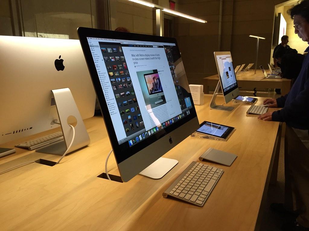 Image result for apple imac flickr