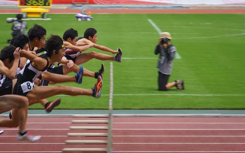 Jump the hurdle