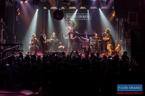 28/11/2014 Marta sui tubi al Fuori Orario