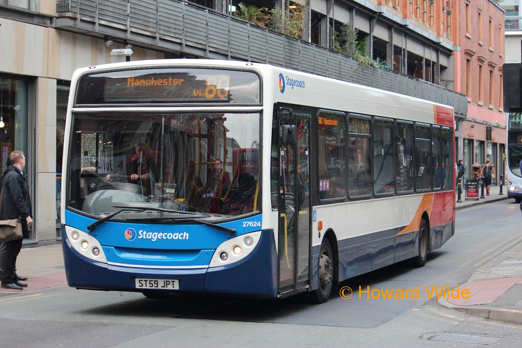 ... Stagecoach Manchester 27624 (ST59 JPT) | by SelmerOrSelnec